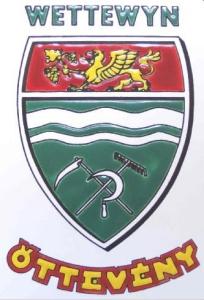 Öttevény címere