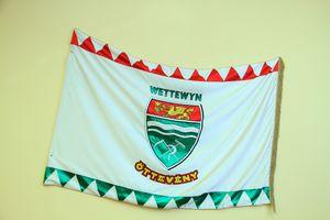 Öttevény zászlaja